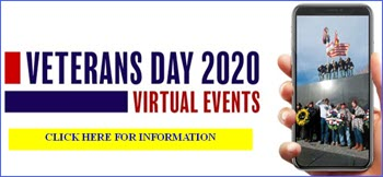 2020 Veterans Day Virtual Events
